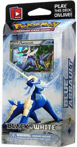 Pokemon Black & White (BW1) Theme Deck Blue Assault [Samurott]
