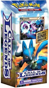 Pokemon Call of Legends Theme Deck Retort [Lucario]