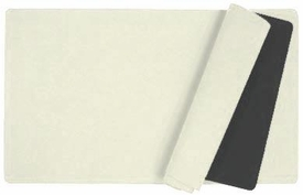 Card Supplies White Gaming Play Mat
