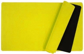 Card Supplies Yellow Gaming Play Mat