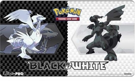 Ultra Pro Pokemon Card Supplies Pokemon Black & White Play Mat