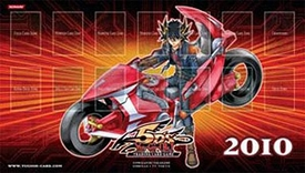 YuGiOh Card Supplies 5Ds 2010 Play Mat
