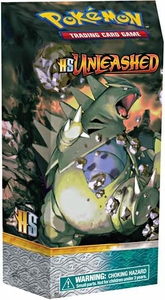 Pokemon Unleashed (HS2) Theme Deck Chaos Control [Tyranitar]
