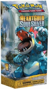 Pokemon HeartGold & SoulSilver (HS1) Theme Deck Mind Flood [Feraligatr]