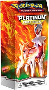 Pokemon Platinum Arceus Theme Deck Flamemaster [Fire Type Arceus!]