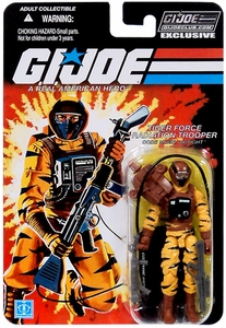 Hasbro GI Joe 2013 Subscription Exclusive Action Figure Tiger Force Airtight