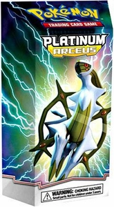 Pokemon Platinum Arceus Theme Deck Stormshaper [Lightning Type Arceus!]