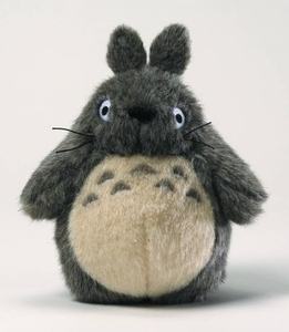 My Neighbor Totoro 7 Inch Plush Totoro Pre-Order ships July