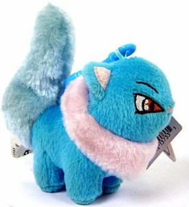 Neopets 3 Inch Mini Plush Key Clip Wocky