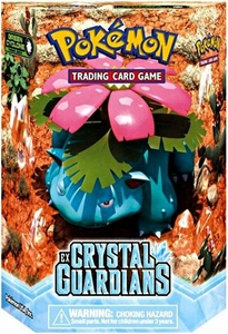 Pokemon EX Crystal Guardians Theme Deck Green Cyclone [Venusaur]
