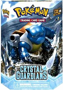 Pokemon EX Crystal Guardians Theme Deck Storm Surge [Blastoise]