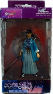 Yamato Samurai X Figure Okita Soshi  Damaged Package, Mint Contents!