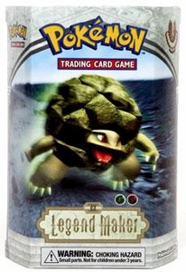 Pokemon EX Legend Maker Theme Deck Groundbreaker