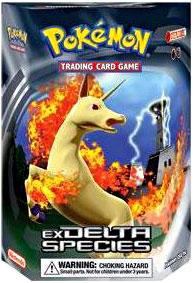 Pokemon EX Delta Species Theme Deck Steeplechase [Ponyta]