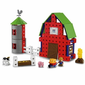 TRIO Building System Playset Farm
