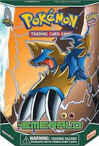 Pokemon EX Emerald Theme Deck Wildfire [Manectric]