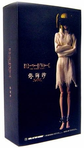 Medicom Real Action Heroes Death Note 1/6 Scale Collectible Figure Misa Amane Straitjacket
