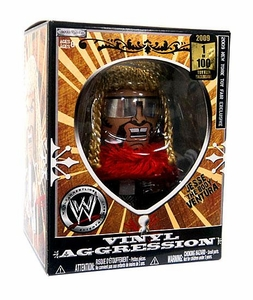 WWE Wrestling Vinyl Aggression 2009 New York Toy Fair Exclusive 3 Inch Figure Jesse