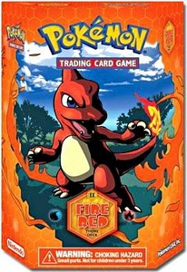 Pokemon EX Fire Red & Leaf Green Theme Deck Fire Red [Charmander]