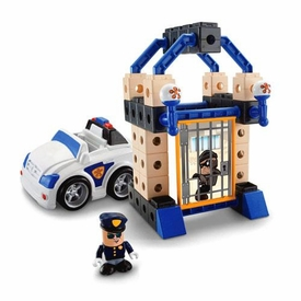 TRIO Building System Playset Police Station