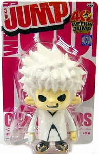 Shonen Weekly Jump Series 4 Bleach PVC Figure White Bankai Ichigo