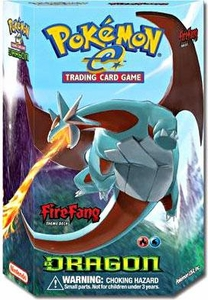 Pokemon-e EX Dragons Theme Deck Firefang