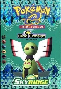 Pokemon-e SkyRidge Theme Deck Mind Machine