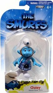 The Smurfs Movie Grab 'Ems Mini Figure Gutsy