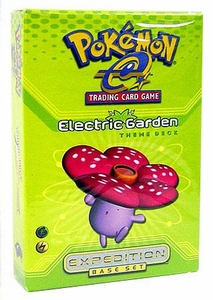 Pokemon-e Expedition Theme Deck Electric Garden