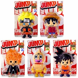 Shonen Weekly Jump Series 1 Set of 5 PVC Figures