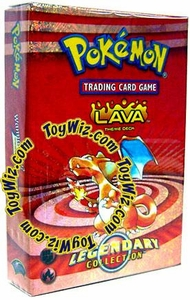 Pokemon Legendary Collections Theme Deck Lava