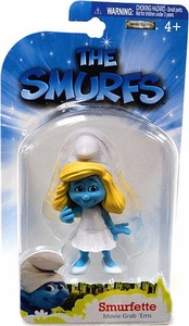 The Smurfs Movie Grab 'Ems Mini Figure Smurfette