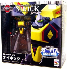 Super Dimension Century Palm Action Super-Articulated Transforming Robot Action Figure Nikick