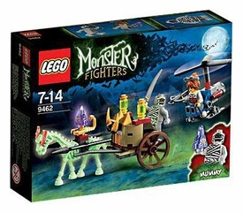 LEGO Monster Fighters Set #9462 Mummy