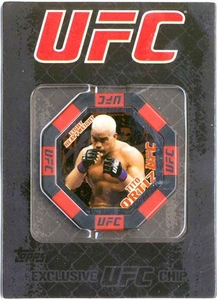 UFC Topps Main Event Exclusive Octagon Poker Chip Tito Ortiz