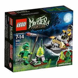 LEGO Monster Fighters Set #9461 Swamp Creature