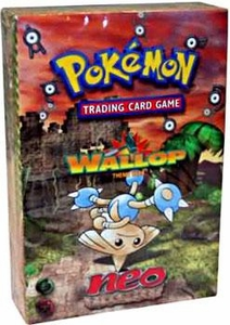 Pokemon Neo Discovery Theme Deck Wallop