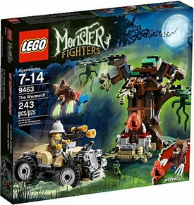 LEGO Monster Fighters Set #9463 Werewolf