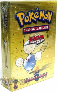 Pokemon Neo Genesis Theme Deck Hotfoot