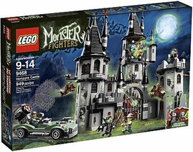 LEGO Monster Fighters Set #9468 The Vampyre Castle