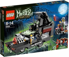 LEGO Monster Fighters Set #9464 Vampyre Hearse