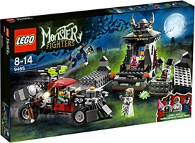 LEGO Monster Fighters Exclusive Set #9465 Zombies