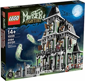LEGO Monster Fighters Exclusive Set #10228 Haunted House