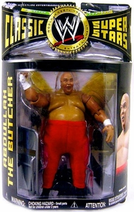 WWE Wrestling Classic Superstars Series 14 Action Figure Abdullah the Butcher