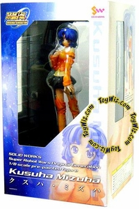Super Robot Wars Original Generation 1/8 Scale Pre-Painted Figure Kusuha Mizuha