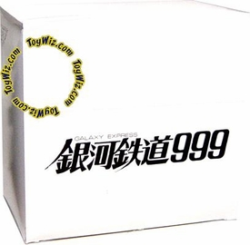 Galaxy Express 999 Sealed Box of 6 Random Dioramas