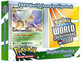 Pokemon Card Game 2009 World Championship Deck Stephen Silvestro's