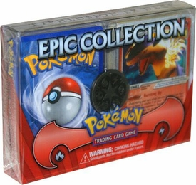 Pokemon EX Epic Collection Starter Deck Typhlosion EX