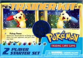 Pokemon EX 2-Player Starter Deck Trainer Kit [Plusle & Minun] Includes a Free Pokemon Pack!