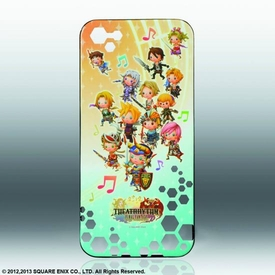 Theatrhythm Final Fantasy Iphone 5 Hard Case Pre-Order ships April